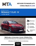MTA Renault Clio IV break phase 2 5 portes