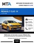 MTA Renault Clio IV phase 2 5 portes
