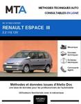 MTA Renault Espace III