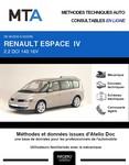 MTA Renault Espace IV Grand phase 1