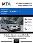 MTA Renault Espace IV Grand phase 2