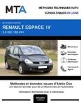 MTA Renault Espace IV phase 1