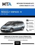 MTA Renault Espace IV phase 3