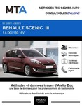 MTA Renault Grand Scénic III phase 2