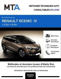 MTA Renault Grand Scénic IV