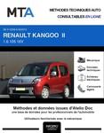 MTA Renault Kangoo II 3p phase 1