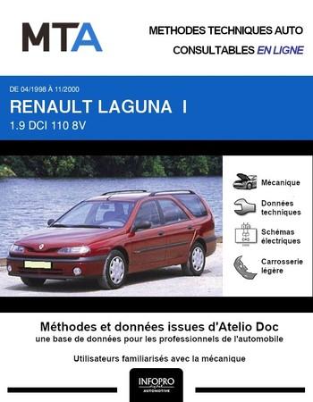 MTA Renault Laguna I  break phase 2