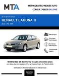 MTA Renault Laguna II berline phase 2