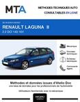 MTA Renault Laguna II break phase 2