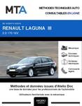 MTA Renault Laguna III break phase 1