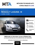 MTA Renault Laguna III  break phase 3