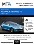 MTA Renault Mégane III 5 portes phase 2