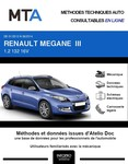 MTA Renault Megane III  break phase 2