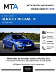 MTA Renault Megane III  break phase 3