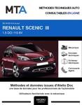 MTA Renault Scénic III