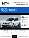 MTA Renault Scénic III phase 2