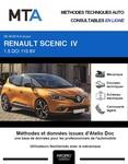 MTA Renault Scénic IV