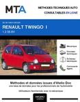 MTA Renault Twingo I phase 2