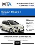 MTA Renault Twingo II phase 1