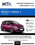 MTA Renault Twingo II phase 2