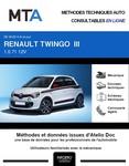 MTA Renault Twingo III