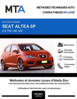MTA Seat Altea phase 1