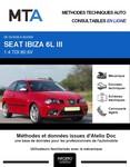 MTA Seat Ibiza III 3 portes phase 2