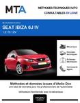 MTA Seat Ibiza IV 3 portes phase 1