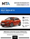 MTA Seat Ibiza IV 3 portes phase 3