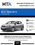 MTA Seat Ibiza IV 5 portes phase 3