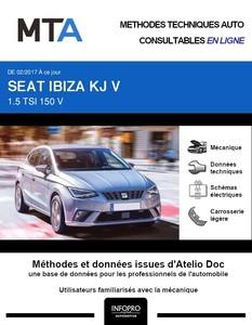 MTA Seat Ibiza V 5 portes