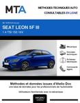 MTA Seat Leon III 3p phase 2