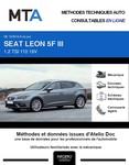 MTA Seat Leon III 5p phase 2