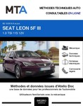 MTA Seat Leon III  break phase 2