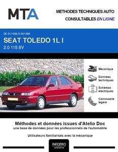 MTA Seat Toledo I phase 2