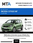 MTA Skoda Citigo 3p phase 1