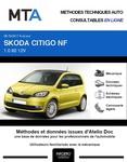 MTA Skoda Citigo 3p phase 2