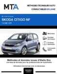 MTA Skoda Citigo 5p phase 1