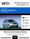 MTA Skoda Fabia I  break phase 1