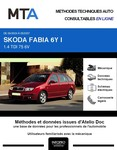 MTA Skoda Fabia I  break phase 2