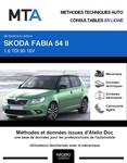 MTA Skoda Fabia II 5p phase 2