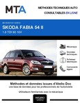 MTA Skoda Fabia II  break phase 2