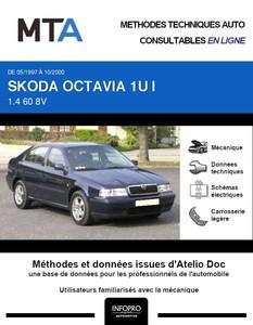 MTA Skoda Octavia I phase 1