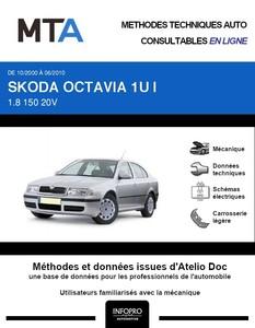 MTA Skoda Octavia I phase 2