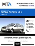 MTA Skoda Octavia II  break phase 1
