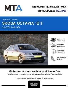 MTA Skoda Octavia II phase 1
