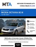 MTA Skoda Octavia III break phase 1
