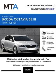 MTA Skoda Octavia III phase 1