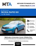 MTA Skoda Rapid phase 1