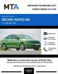 MTA Skoda Rapid phase 2
